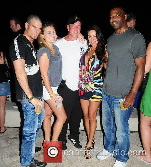 Michael Lohan, Chris Warren and Fort Lauderdale
