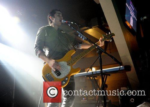 Daniel Manzano Boyce Avenue perform live at the...