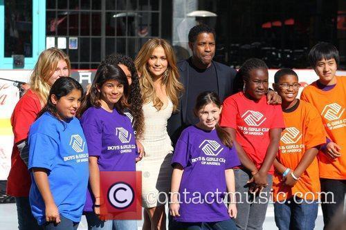 Jennifer Lopez and Denzel Washington 27