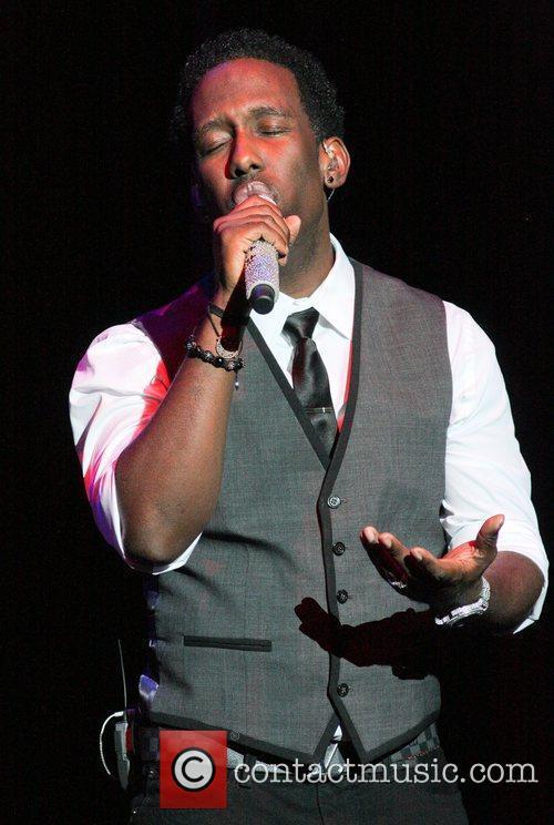 Boyz II Men  perform in concert at...