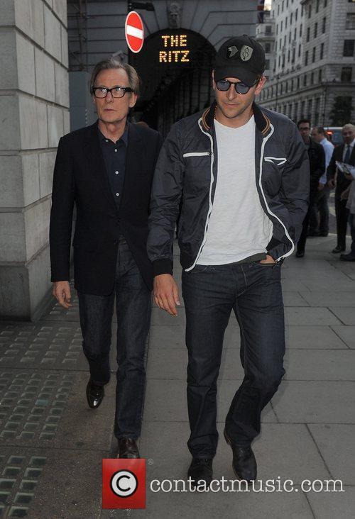 Bill Nighy and Bradley Cooper 10