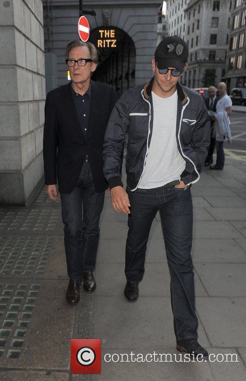 Bill Nighy and Bradley Cooper 8