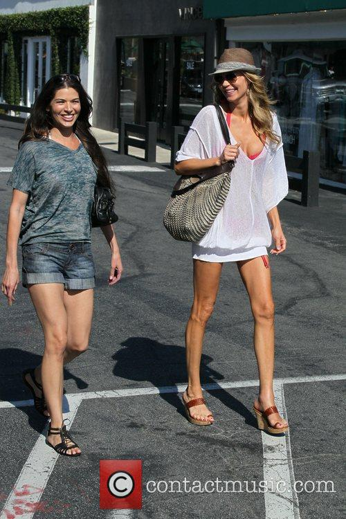Brandi Glanville (newest cast member of Real Housewives...