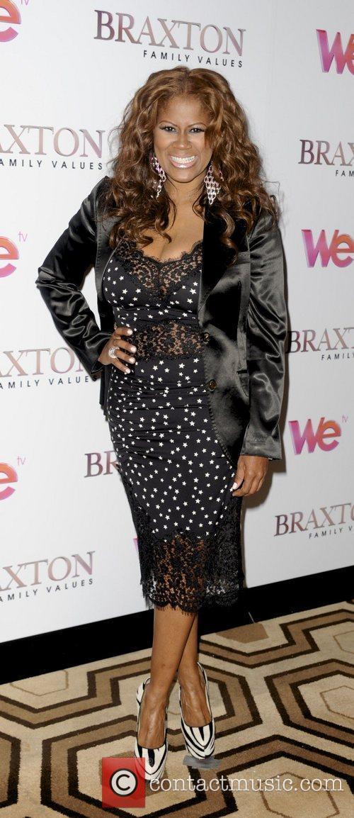 Diann Valentine 'Braxton Family Values' Season 2 premiere...