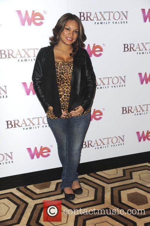 Egypt Sherrod 'Braxton Family Values' Season 2 premiere...