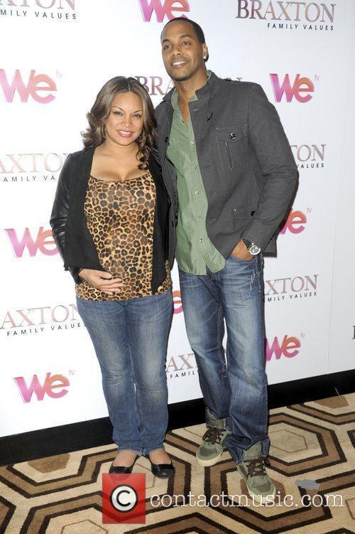 Egypt Sherrod; Mike Jackson 'Braxton Family Values' Season...