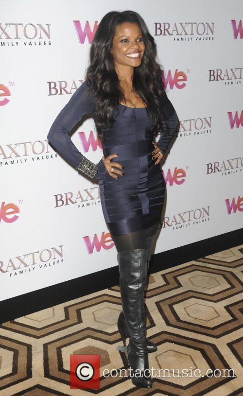 'Braxton Family Values' Season 2 premiere at the...