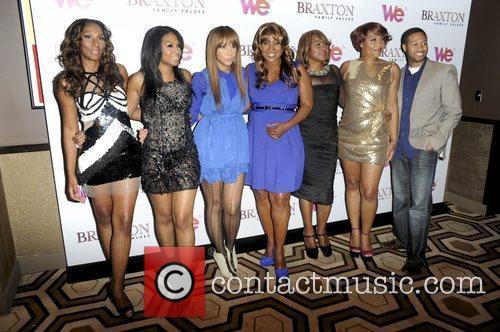Tamar Braxton, Towanda Braxton, Trina Braxton, Traci Braxton,...