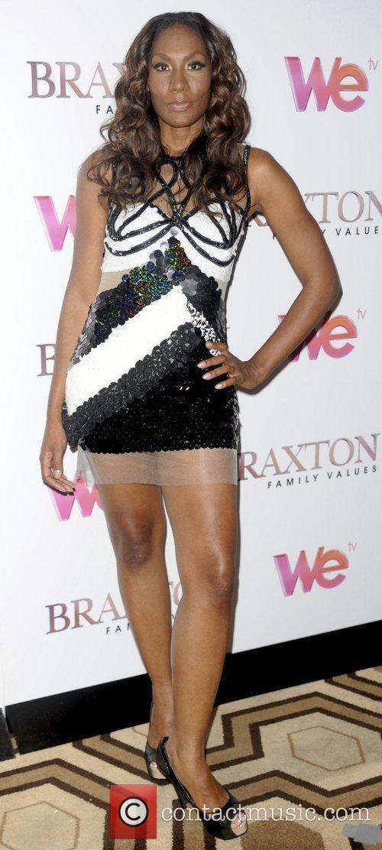 Towanda Braxton 'Braxton Family Values' Season 2 premiere...