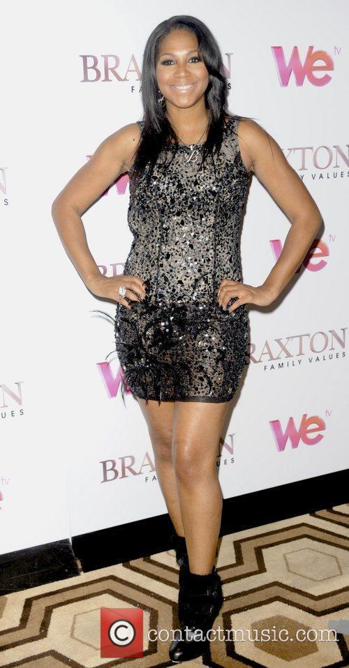 Trina Braxton 'Braxton Family Values' Season 2 premiere...