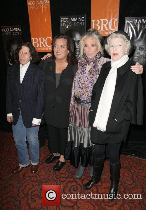 Fran Lebowitz, Elaine Stritch and Rosie Odonnell 1