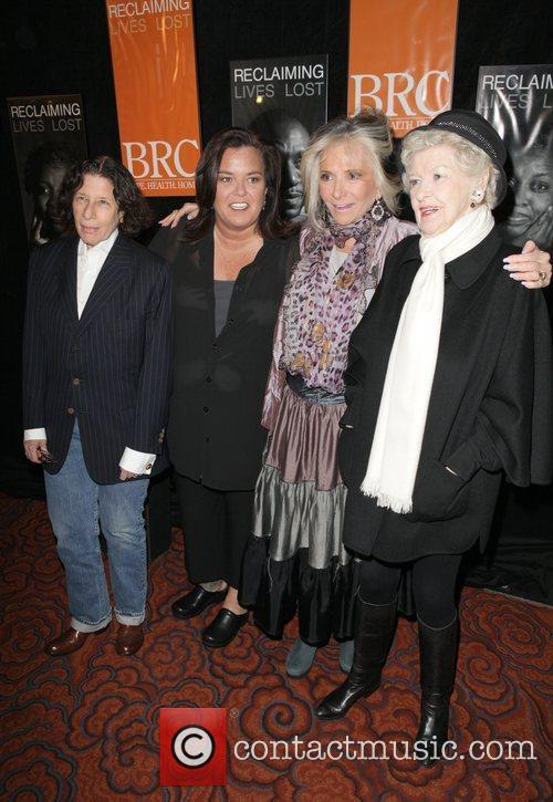 Fran Lebowitz, Elaine Stritch and Rosie Odonnell 4