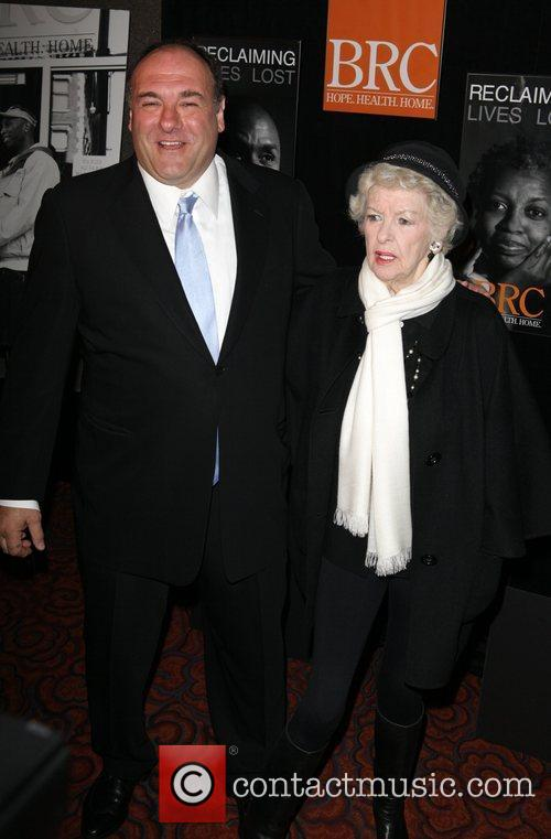 James Gandolfini, Elaine Stritch