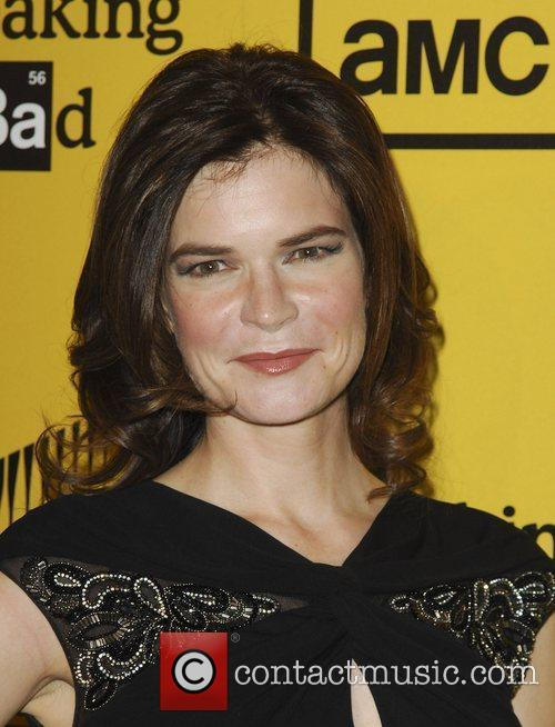 Betsy Brandt  The Premiere of 'Breaking Bad'...