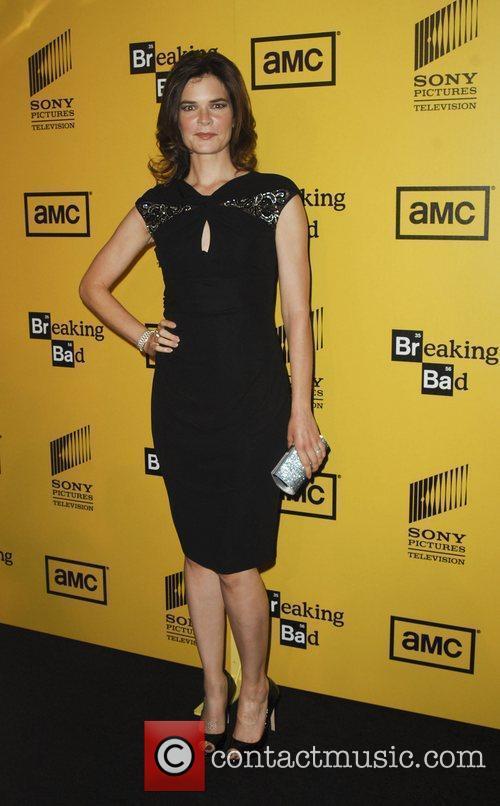 The Premiere of 'Breaking Bad' Season Four held...