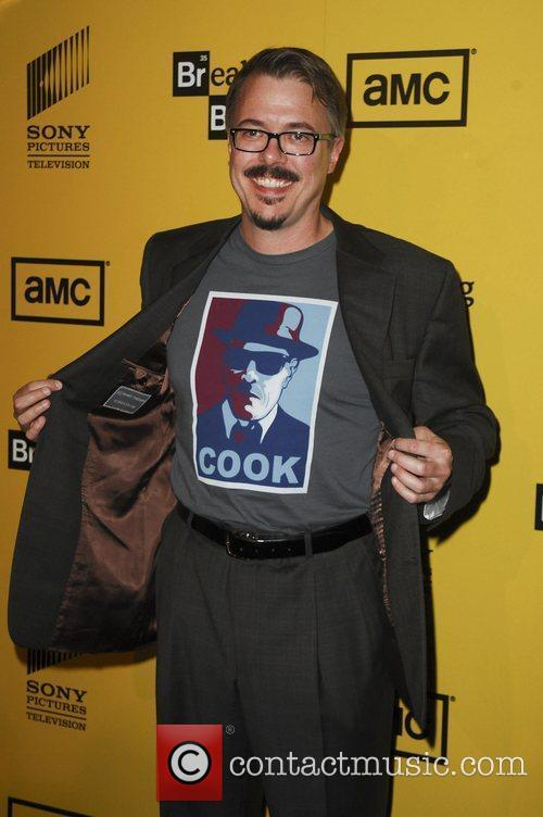 Vince Gilligan  The Premiere of 'Breaking Bad'...