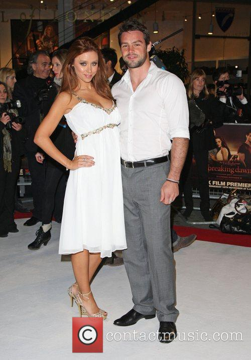una healy and fiance ben foden the 3614433