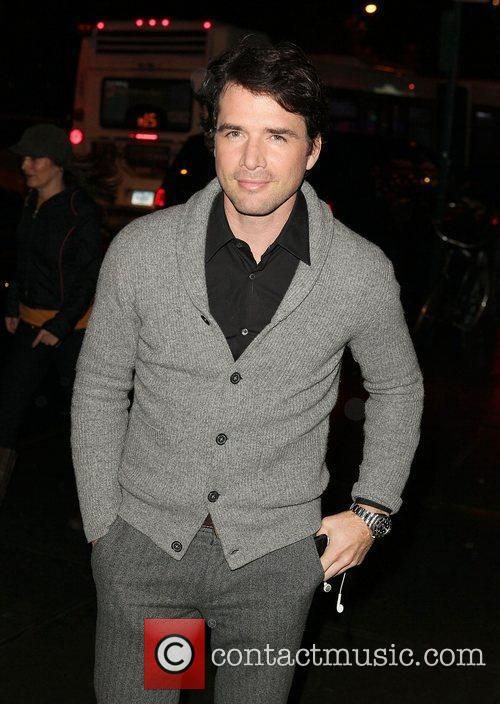 Matthew Settle and Rainey Qualley 1