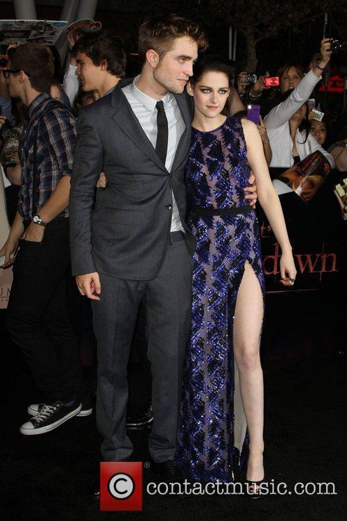 Robert Pattinson and Kristen Stewart 8