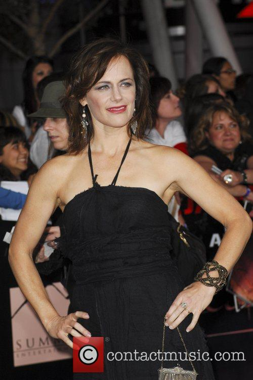Sarah Clarke The Twilight Saga:...
