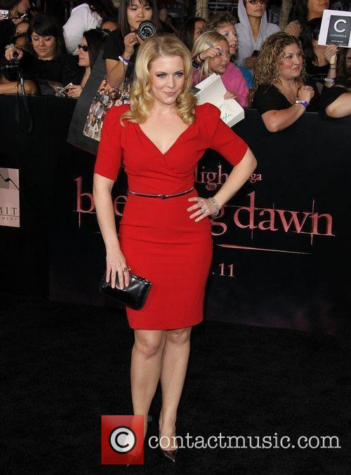 Melissa Joan Hart and Kristen Stewart 1