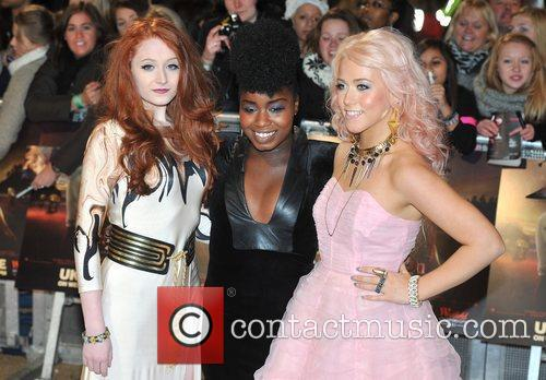 Devlin, Amelia Lily and The X Factor 2