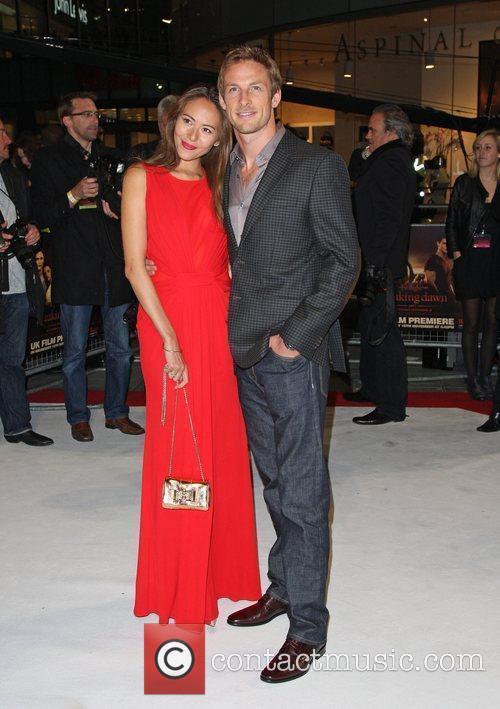 jenson butyton and girlfriend jessica michibata the 5755842