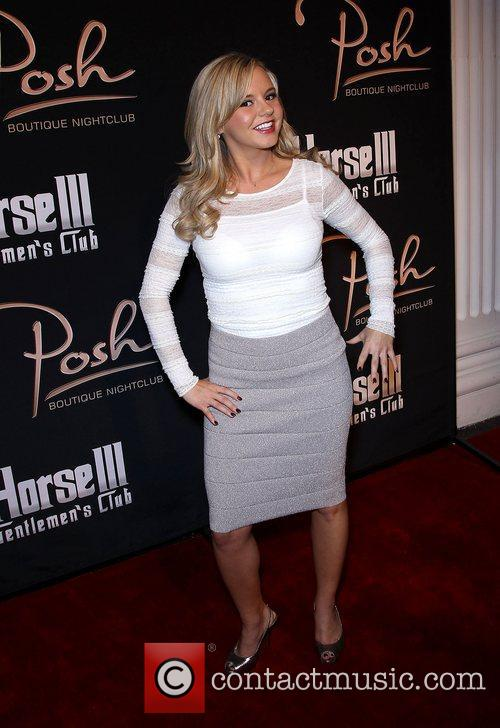 Bree Olson Posh Boutique Nightclub and Crazy Horse...