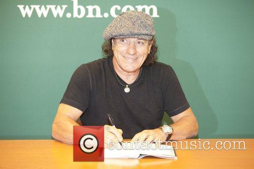 Brian Johnson and Ac Dc 7