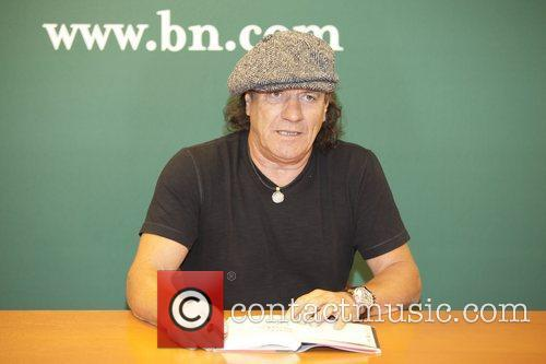 Brian Johnson and Ac Dc 5