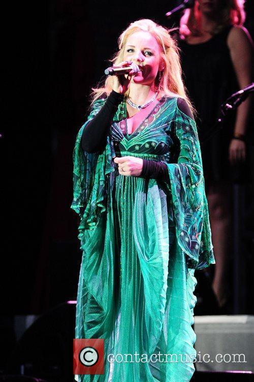 At Hampton Court Palace Festival 2011