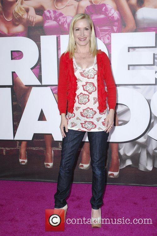 Angela Kinsey  The Premiere of 'Bridesmaids' held...