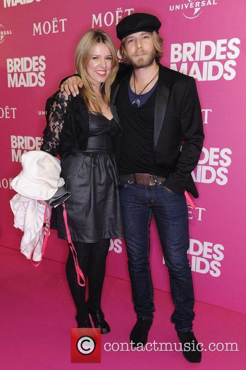Australian Idol winner Wes Carr and Charlotte Gregg...