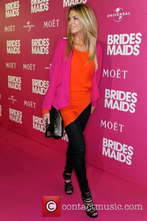 Jennifer Hawkins 'Celebrity Girls Night Out' held at...