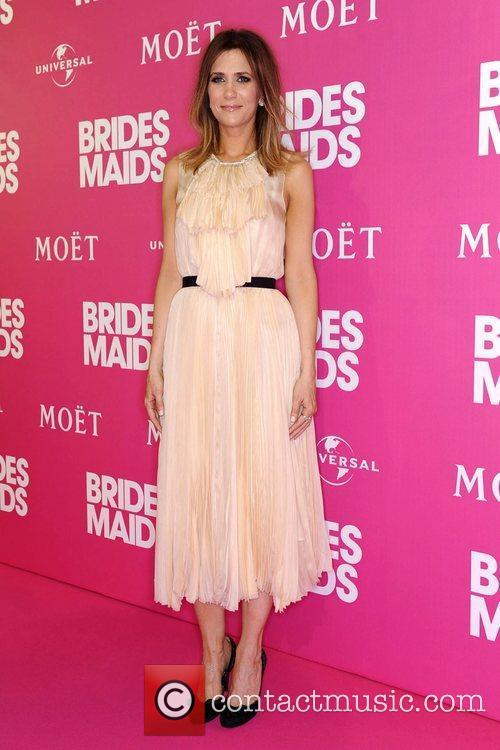 Kristen Wiig 'Celebrity Girls Night Out' held at...