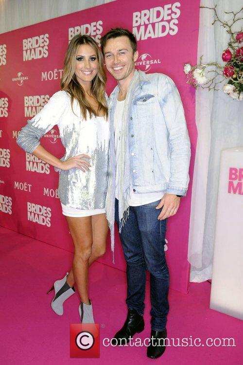 Laura Dundovic and James Kerley 'Celebrity Girls Night...