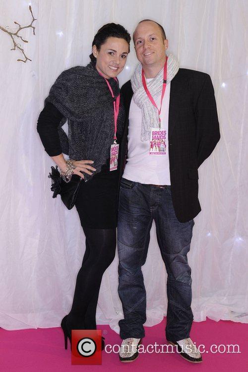 Richard Toutounji and Joey Toutounji 'Celebrity Girls Night...