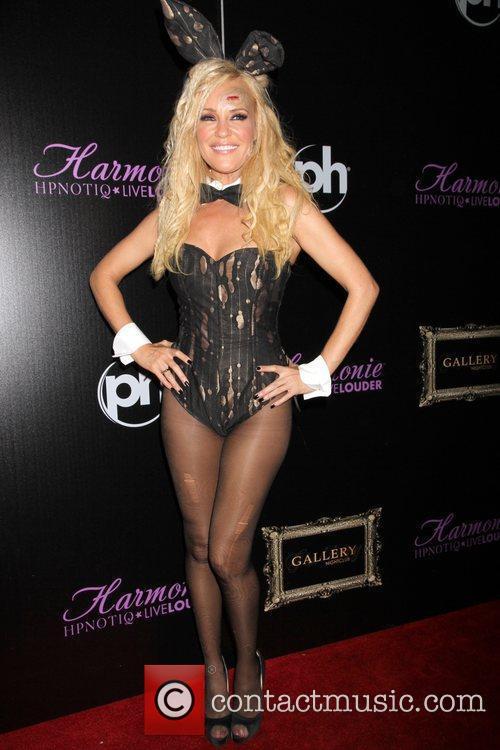 Bridget Marquardt hosts Halloween Party at Gallery Nightclub...