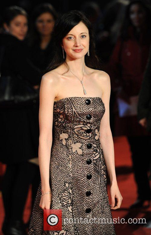 Andrea Riseborough Brighton Rock - UK film premiere...