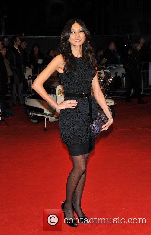 Gemma Chan Brighton Rock - UK film premiere...