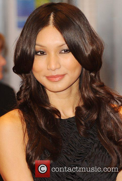 Gemma Chan  UK film premiere of 'Brighton...