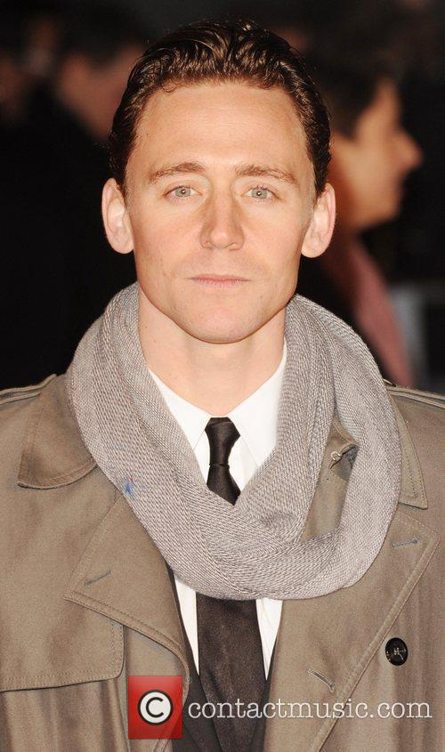 Tom Hiddleston  UK film premiere of 'Brighton...