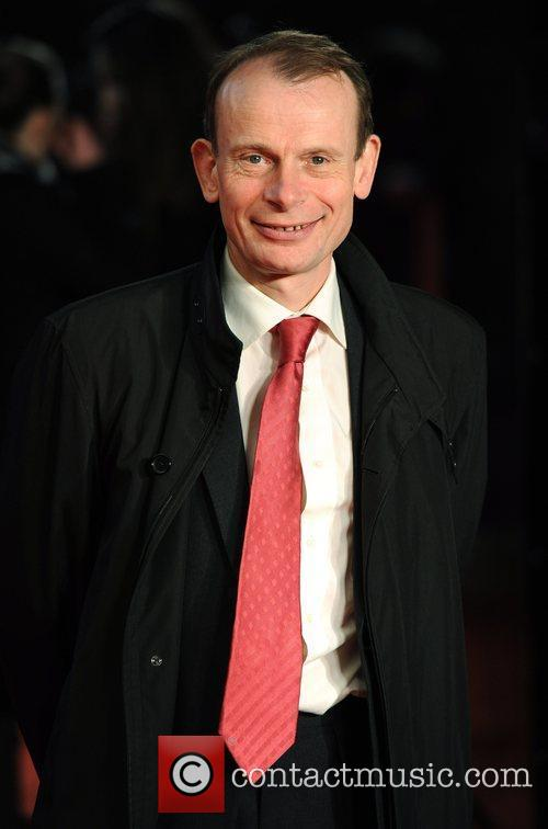 Andrew Marr Brighton Rock - UK film premiere...