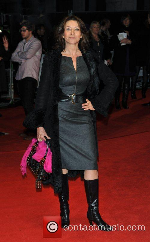 Cherie Lunghi Brighton Rock - UK film premiere...