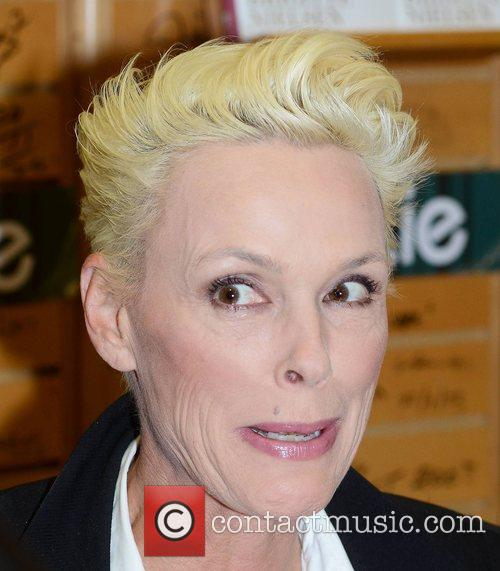 Brigitte Nielsen signs copies of her book 'You...
