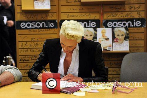 Brigitte Nielsen signs copies of her book 'You...