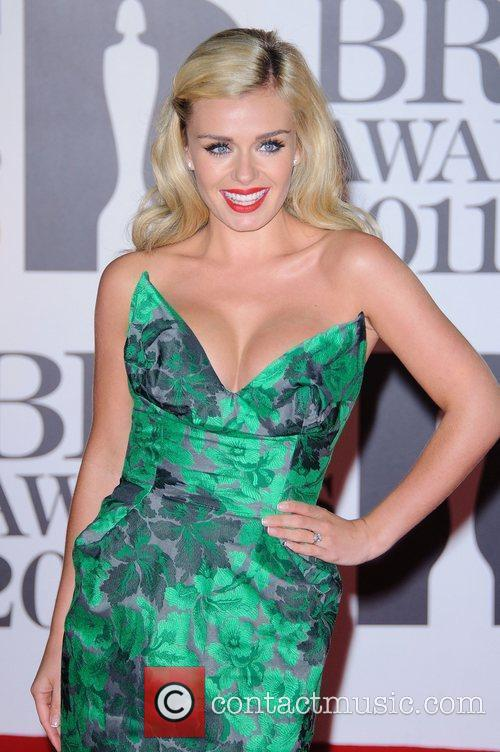 The BRIT Awards 2011 at the O2 Arena...