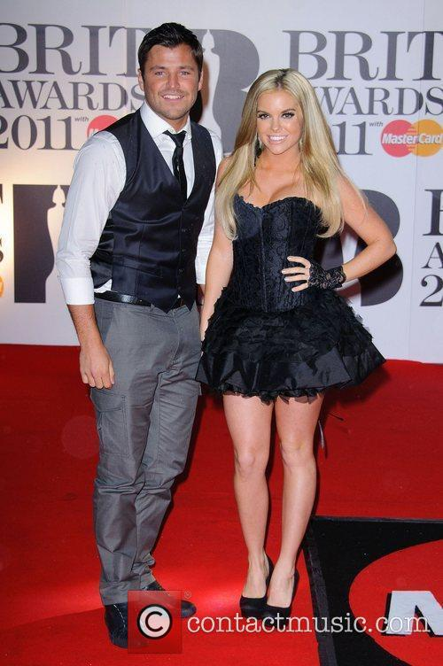 Mark Wright and Kayla Collins 2