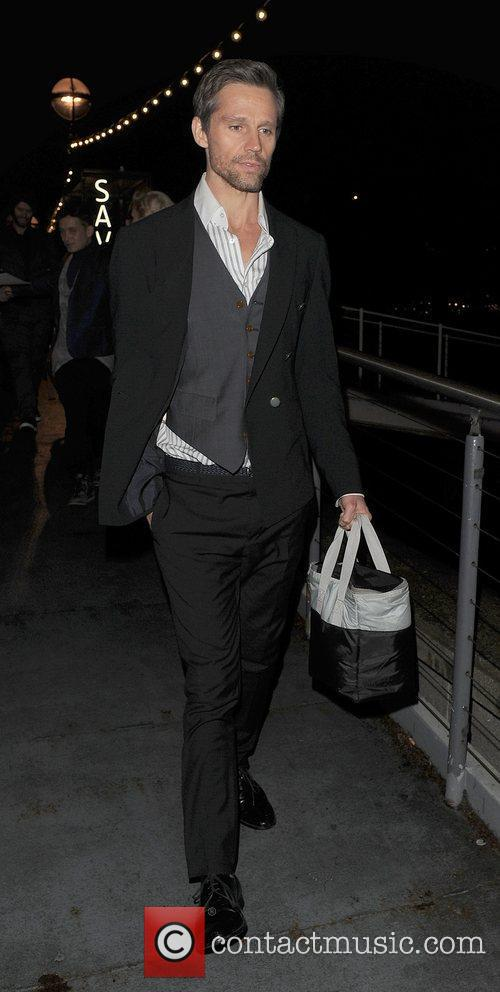 The BRIT Awards 2011 afterparty, held at the...