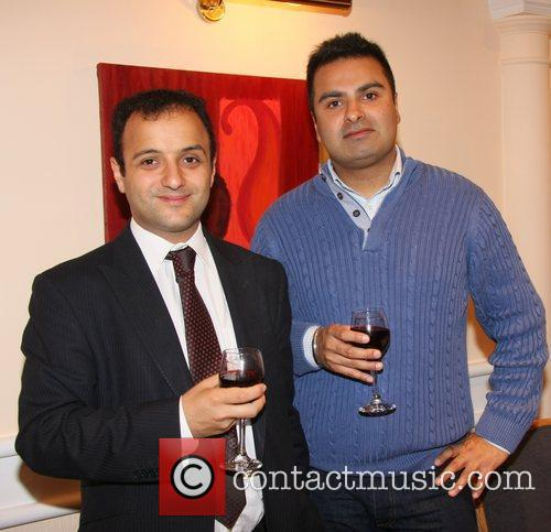 Guest and Gurpareet Bains Britain's Biggest Curry Party...